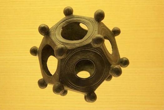Римские додакаэдры