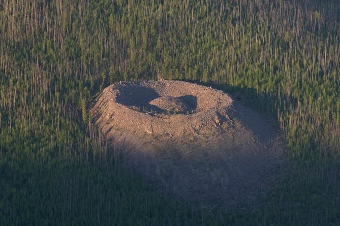 Патомский кратер (Россия)