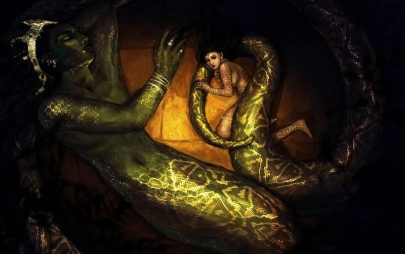 мировой змей