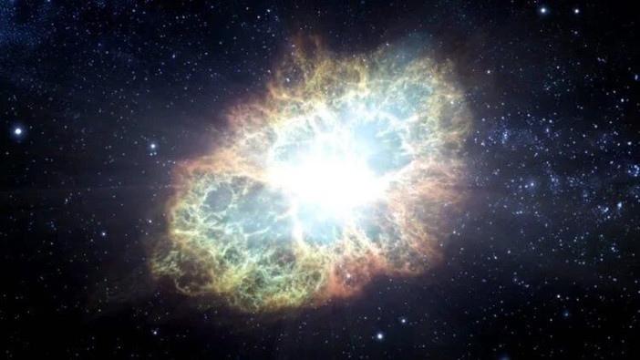 Жизнью на Земле мы обязаны взрывам сверхновых звезд