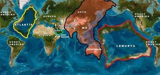 континенты