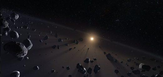 У звезды в 320 световых годах нашли кольцевую структуру, похожую на пояс Койпера
