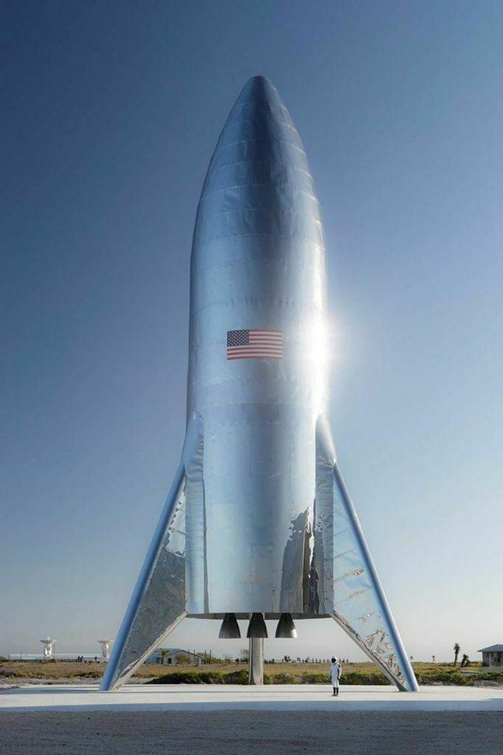 Проекты Маска — похоже, единственный шанс человечества получить в обозримом будущем ракеты для полета на Марс