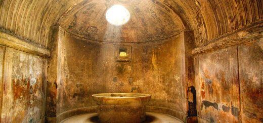новые достопримечательности Помпей
