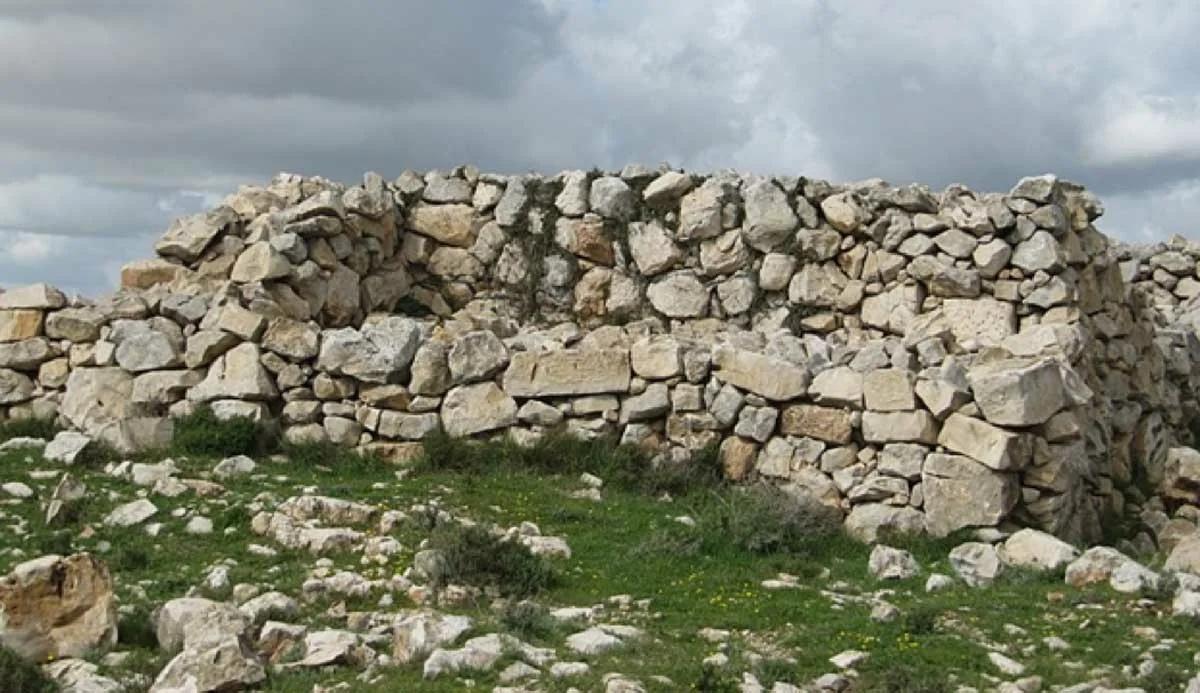 Алтарь на горе Айбаль
