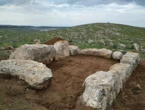 Деревня Эммаус, где Иисус появился в первый раз после воскрешения