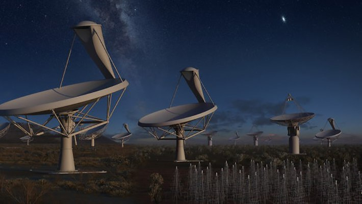 Telescope ArrayHajor/Wikimedia Commons