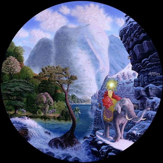 Лемурия и Космические корабли древности