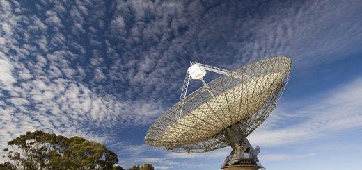 Радиотелескоп в ПарксеCsiro/EPA