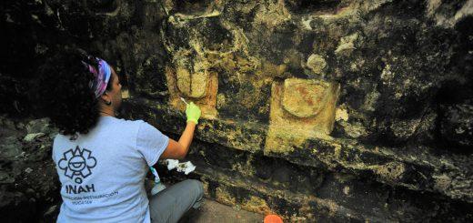 дворец майя