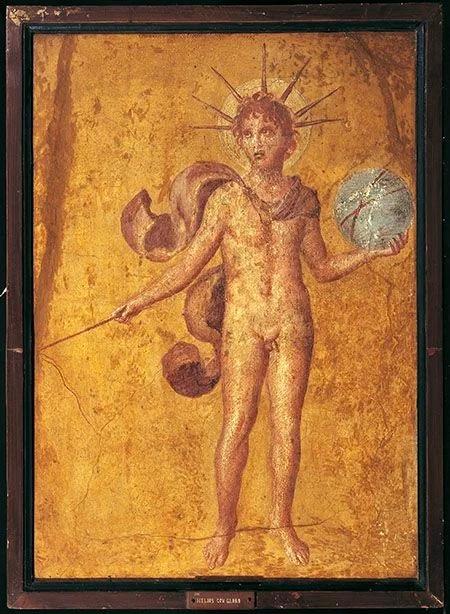 Магическая сфера из Афин