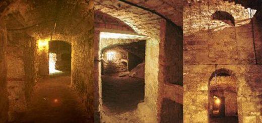 подземный Эдинбург