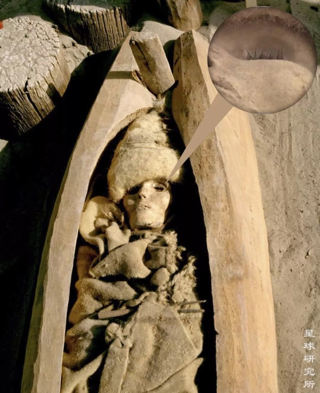 Загадочные мумии