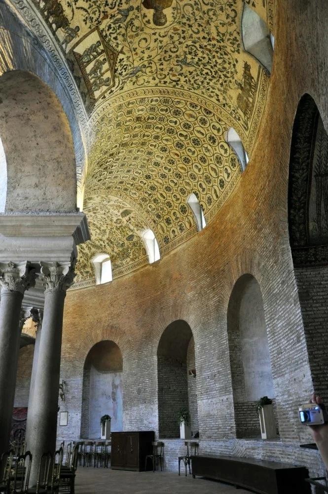 Базилика Санта Констанция