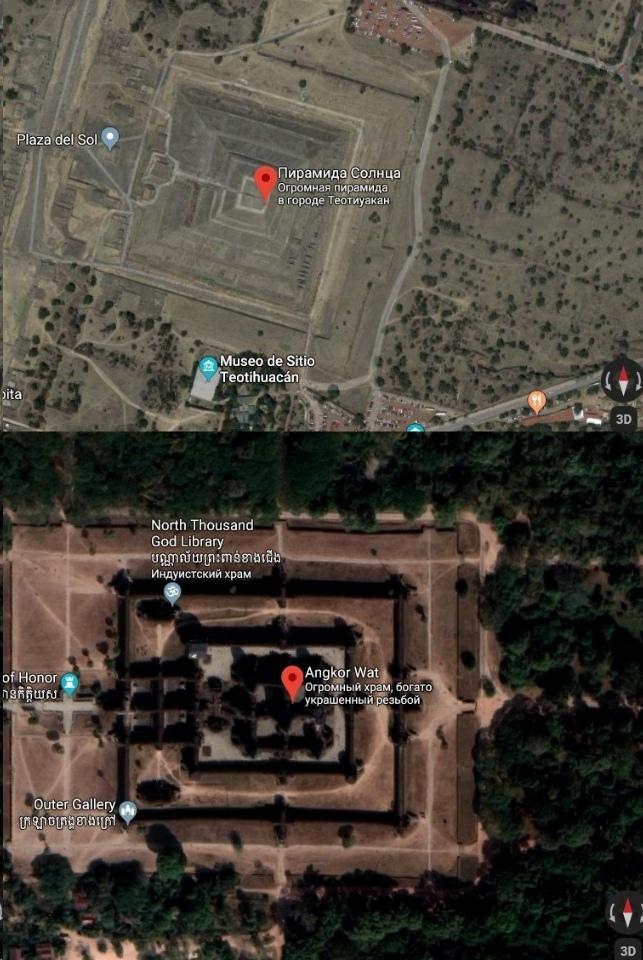 «Храмы Солнца» – это совершено не то, о чем говорят археологи, изображение №8