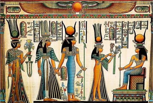 Жрецы Египта
