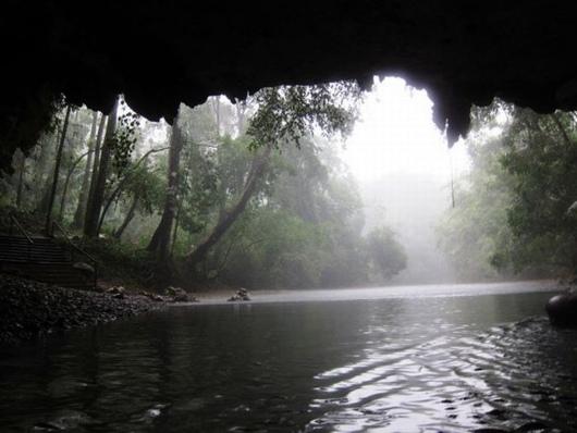 Пещеры Сибун