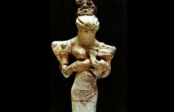 Убадийские люди-ящеры