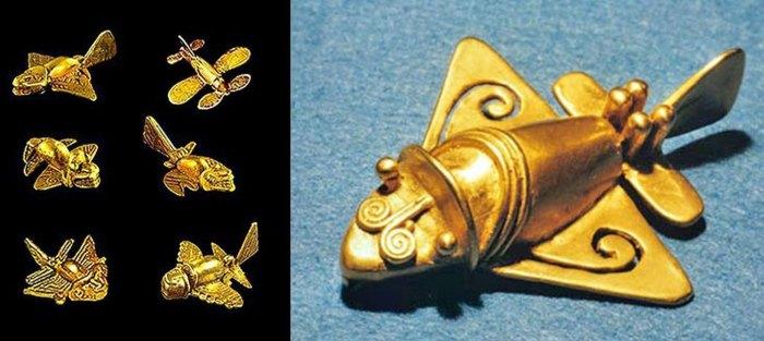 Артефакты Кимбая
