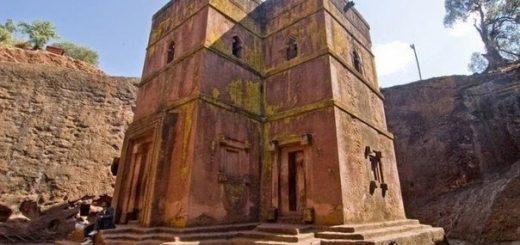 Скальные храмы Лалибэлы