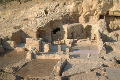 сокровища города Зевгма