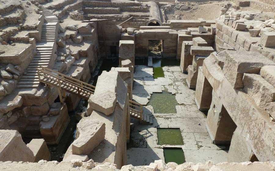 Храм Осириса