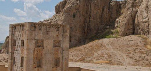Гробницы Накше-Рустам