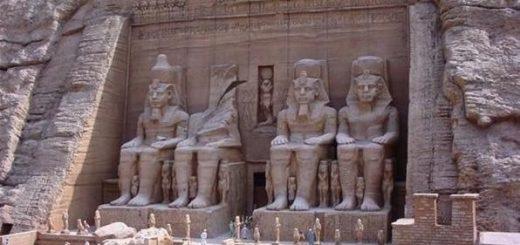 храм фараона Рамсеса II