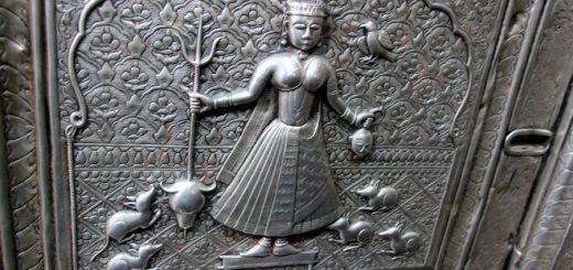 храм богини Карни Мат