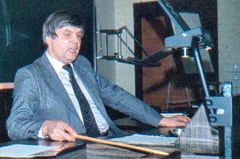 профессор Александров