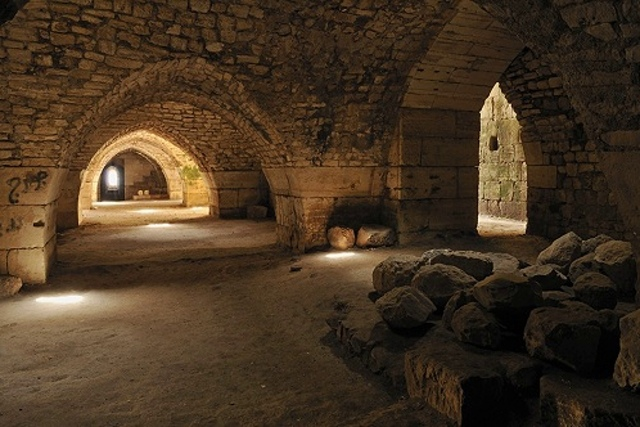 прачечная крестоносца, Сирия
