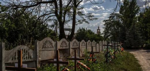 кладбище самоубийц