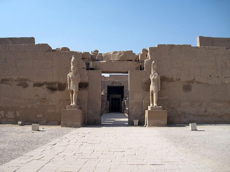 Древний Карнак