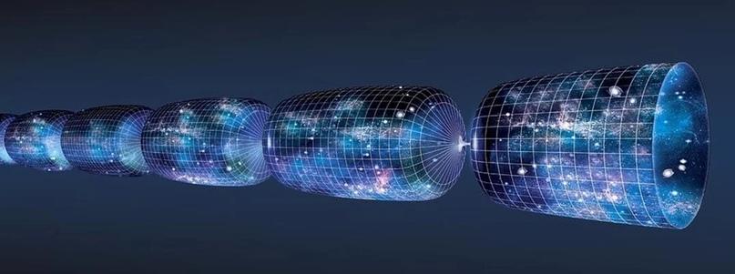 Циклическая модель Вселенной.