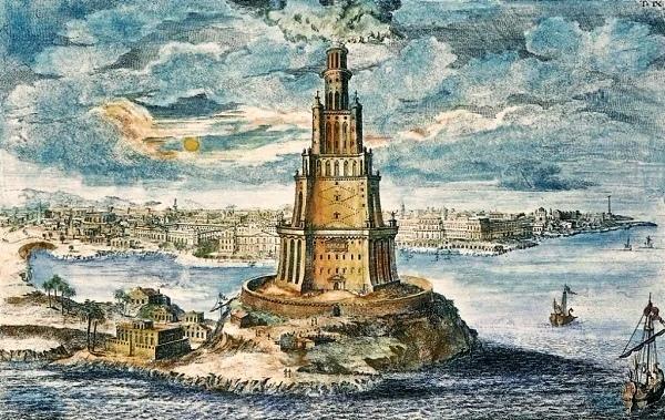 Роботы на Александрийском маяке