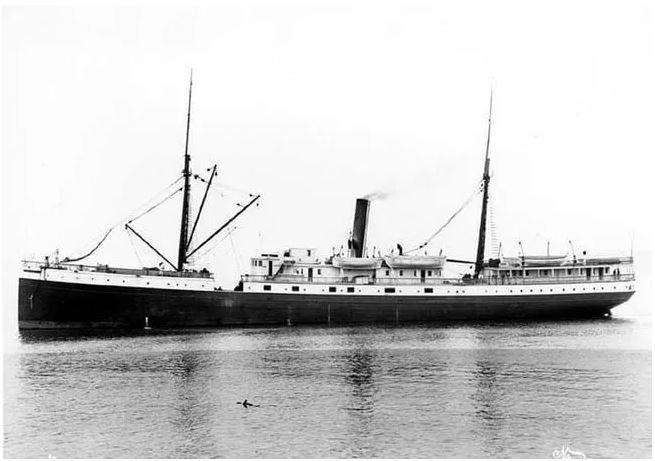 Судно «СС Валенсия»