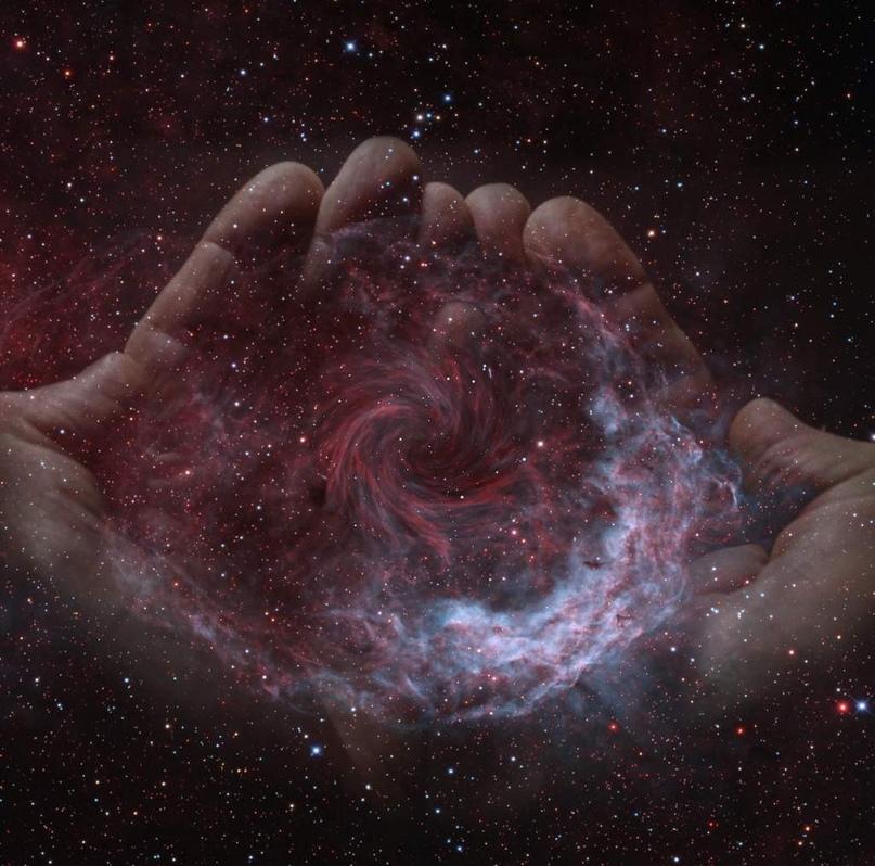 Вселенную создал Бог