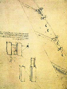 Канал со шлюзами Леонардо да Винчи