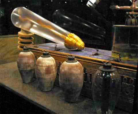 древняя лампа
