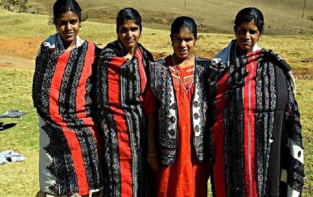племя тода
