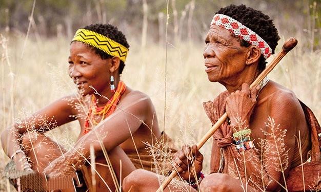 жители Ботсваны