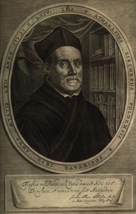 Афана́сий Ки́рхер
