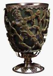римский кубок Ликурга