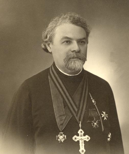 отец Василий Васильковский