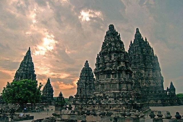 Боробудур (Borobudur)