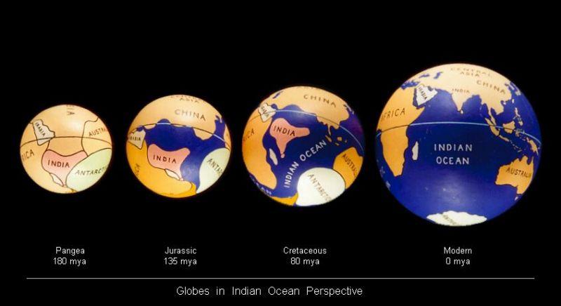Гипотеза расширяющейся Земли