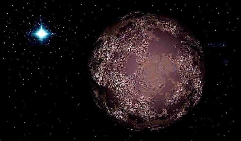 странная экзопланета