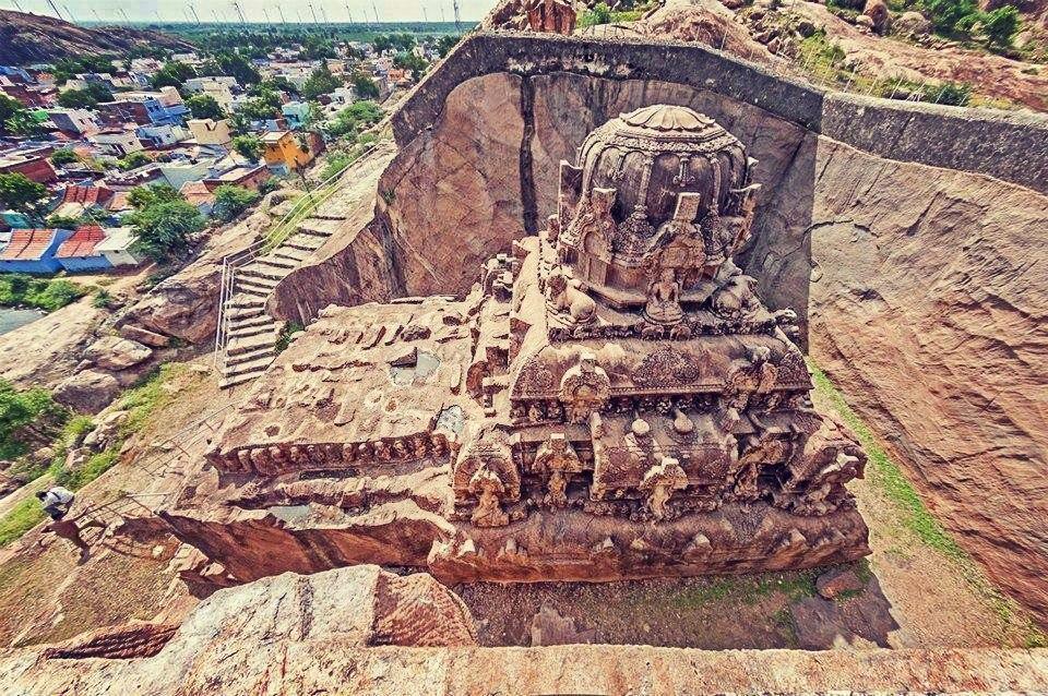 Храм Vettuvan Koil