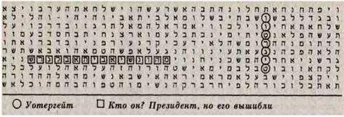 древний код Библии