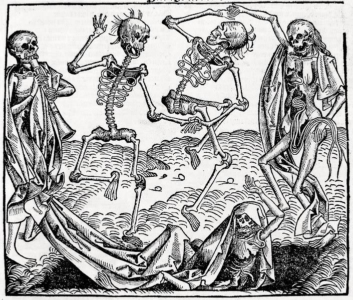 Танцующая чума